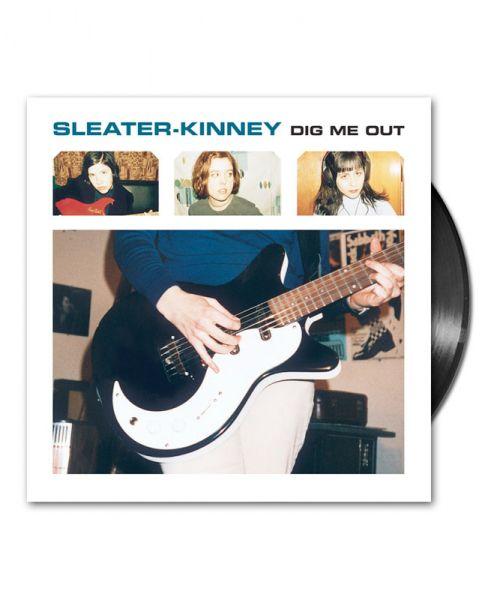 Sleater-Kinney Dig Me Out Vinyl LP
