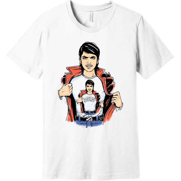 Macho [WHITE] T-shirt