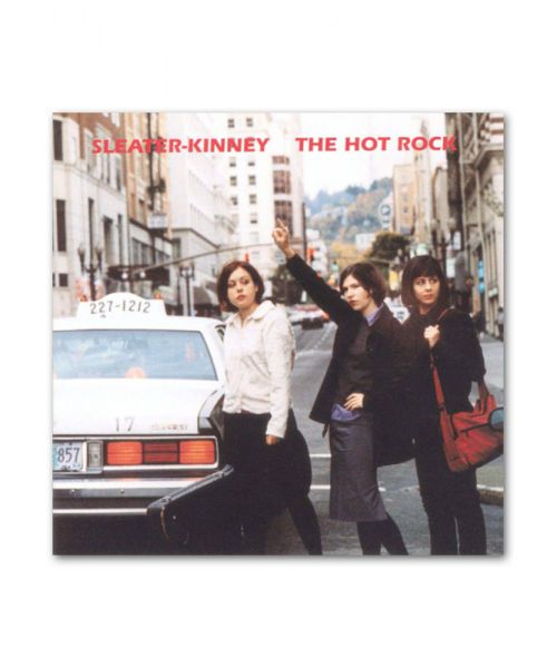 Sleater-Kinney The Hot Rock CD