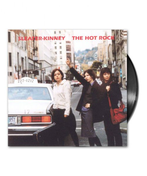 Sleater-Kinney The Hot Rock Vinyl LP