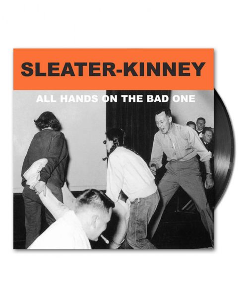Sleater-Kinney All Hands on the Bad One Vinyl LP