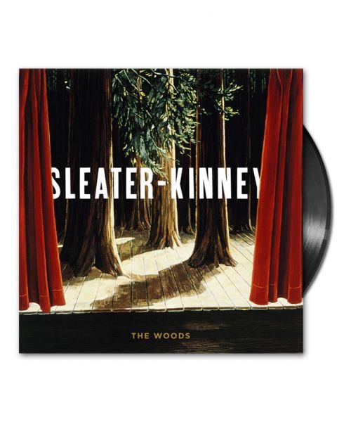 Sleater-Kinney The Woods Vinyl LP