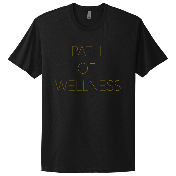 Path of Wellness T-shirt