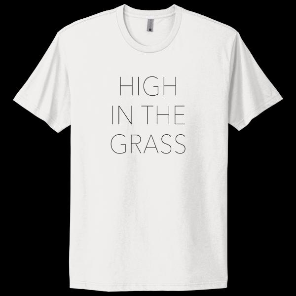 High in the Grass T-shirt